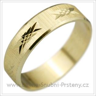 Snubní prsteny LSP 1544