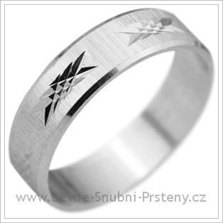 Snubní prsteny LSP 1544b