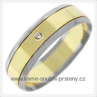 Snubní prsteny LSP 1546