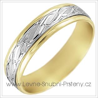 Snubní prsteny LSP 1549