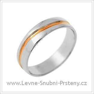 Snubní prsteny LSP 1555