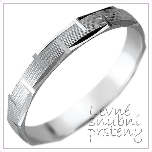 Snubní prsteny LSP 1561