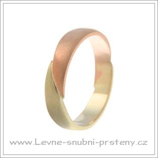 Snubní prsteny LSP 1564