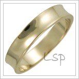 Snubní prsteny LSP 1567