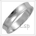 Snubní prsteny LSP 1567b