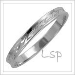 Snubní prsteny LSP 1571b