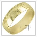 Snubní prsteny LSP 1573