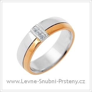 Snubní prsteny LSP 1574