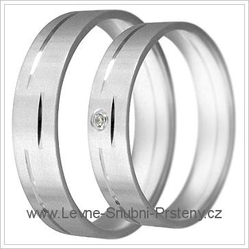 Snubní prsteny LSP 1581