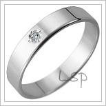 Snubní prsteny LSP 1589