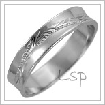 Snubní prsteny LSP 1602b