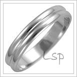 Snubní prsteny LSP 1605b