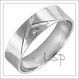 Snubní prsteny LSP 1608