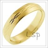 Snubní prsteny LSP 1613