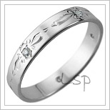 Snubní prsteny LSP 1614