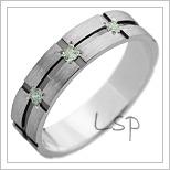 Snubní prsteny LSP 1622