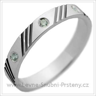 Snubní prsteny LSP 1627