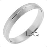 Snubní prsteny LSP 1630