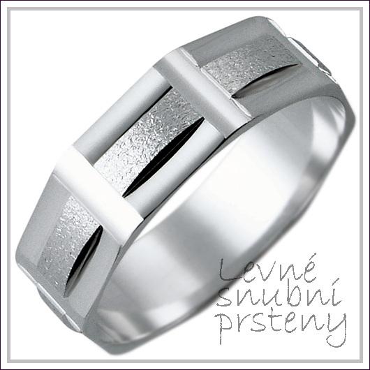 Snubní prsteny LSP 1633