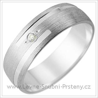 Snubní prsteny LSP 1640b
