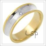 Snubní prsteny LSP 1641