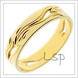 Snubní prsteny LSP 1646