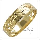 Snubní prsteny LSP 1650