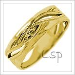 Snubní prsteny LSP 1660
