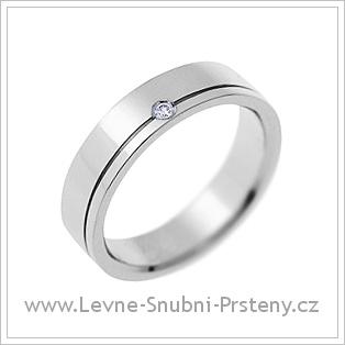 Snubní prsteny LSP 1671