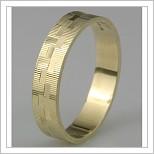 Snubní prsteny LSP 1677