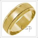 Snubní prsteny LSP 1690