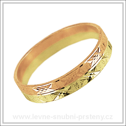 Snubní prsteny LSP 1699