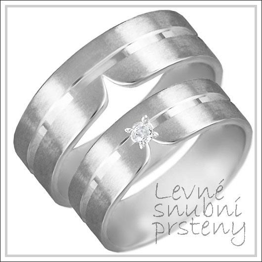 Snubní prsteny LSP 1712