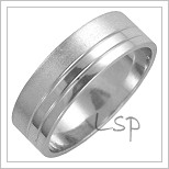 Snubní prsteny LSP 1714b