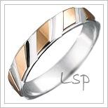 Snubní prsteny LSP 1720
