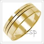 Snubní prsteny LSP 1723