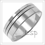 Snubní prsteny LSP 1723b