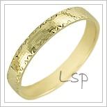 Snubní prsteny LSP 1728