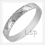 Snubní prsteny LSP 1728b
