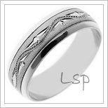 Snubní prsteny LSP 1731b