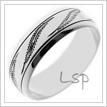 Snubní prsteny LSP 1741b