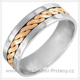 Snubní prsteny LSP 1745