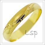 Snubní prsteny LSP 1750