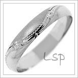 Snubní prsteny LSP 1750b