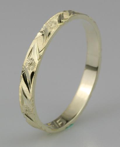 Snubní prsteny LSP 1784