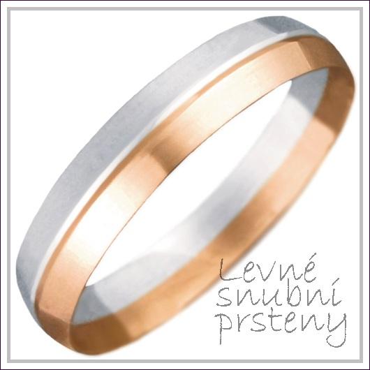 Snubní prsteny LSP 1809