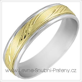 Snubní prsteny LSP 1824