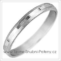 Snubní prsteny LSP 1830