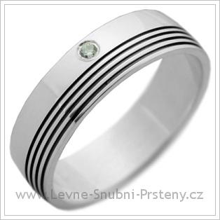 Snubní prsteny LSP 1840