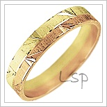 Snubní prsteny LSP 1863